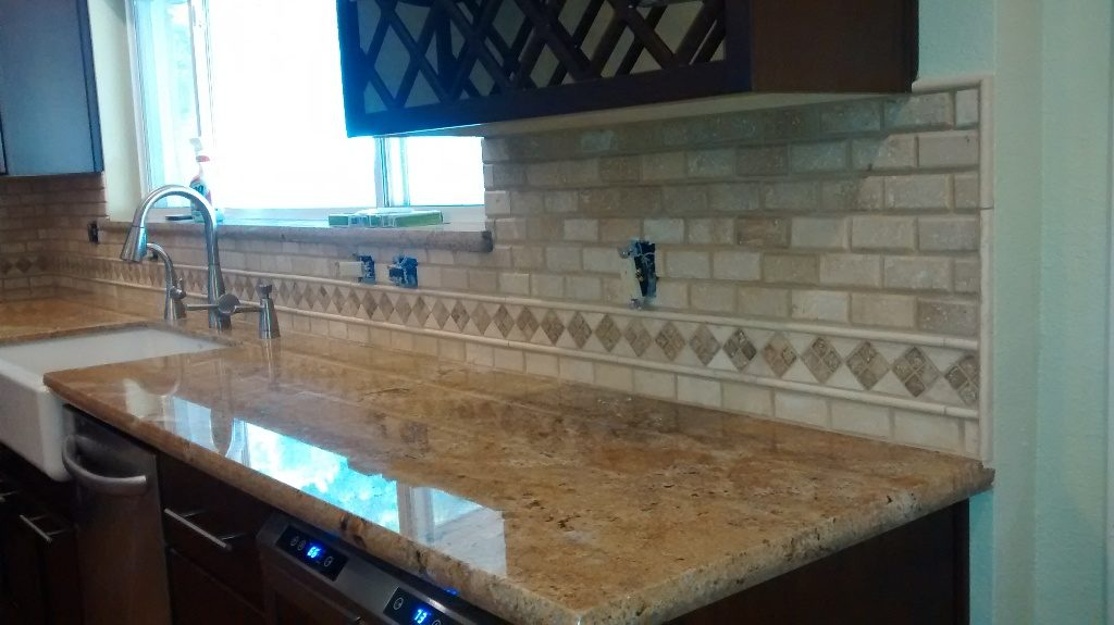 Cool Backsplash Tile Four Corners Tile Services Llc Interior Design Ideas Tzicisoteloinfo