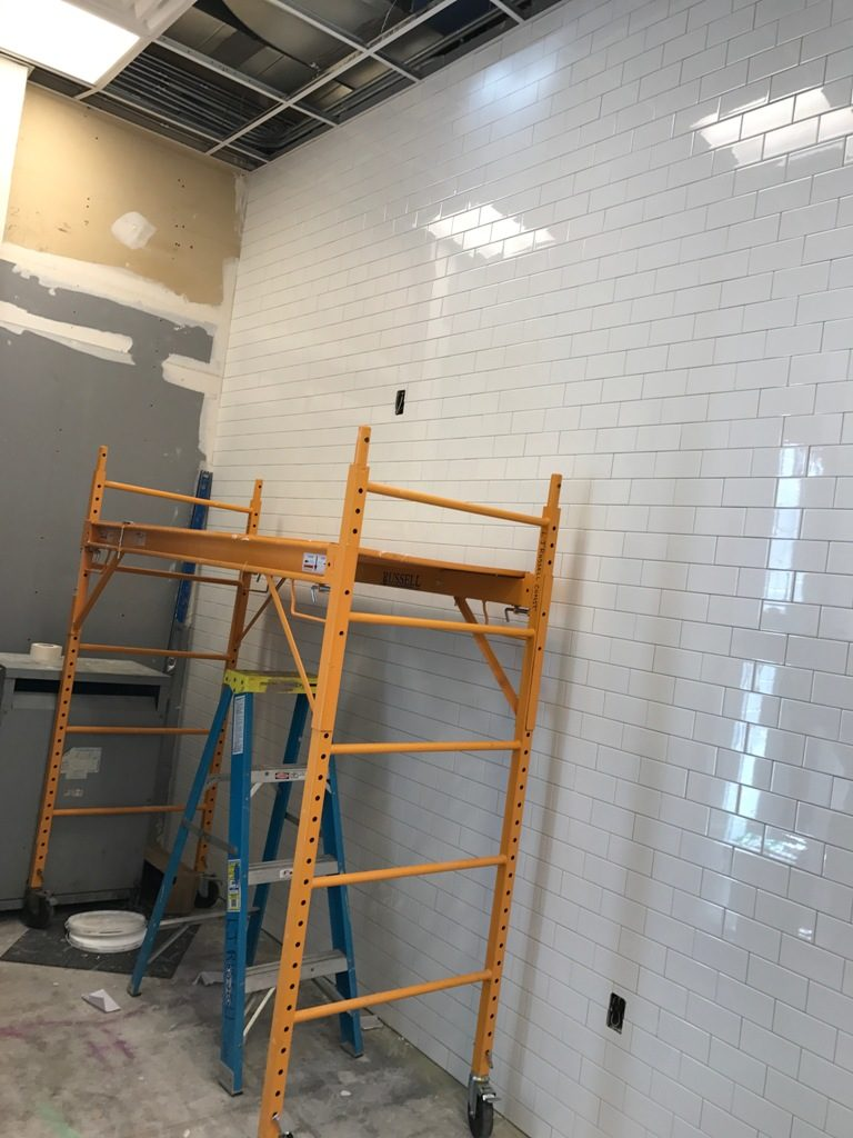 four corners tile services commercial work 1