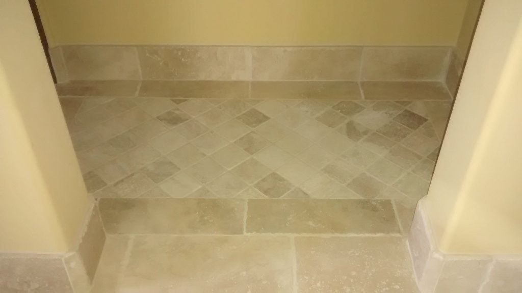 four corners tile services travertine